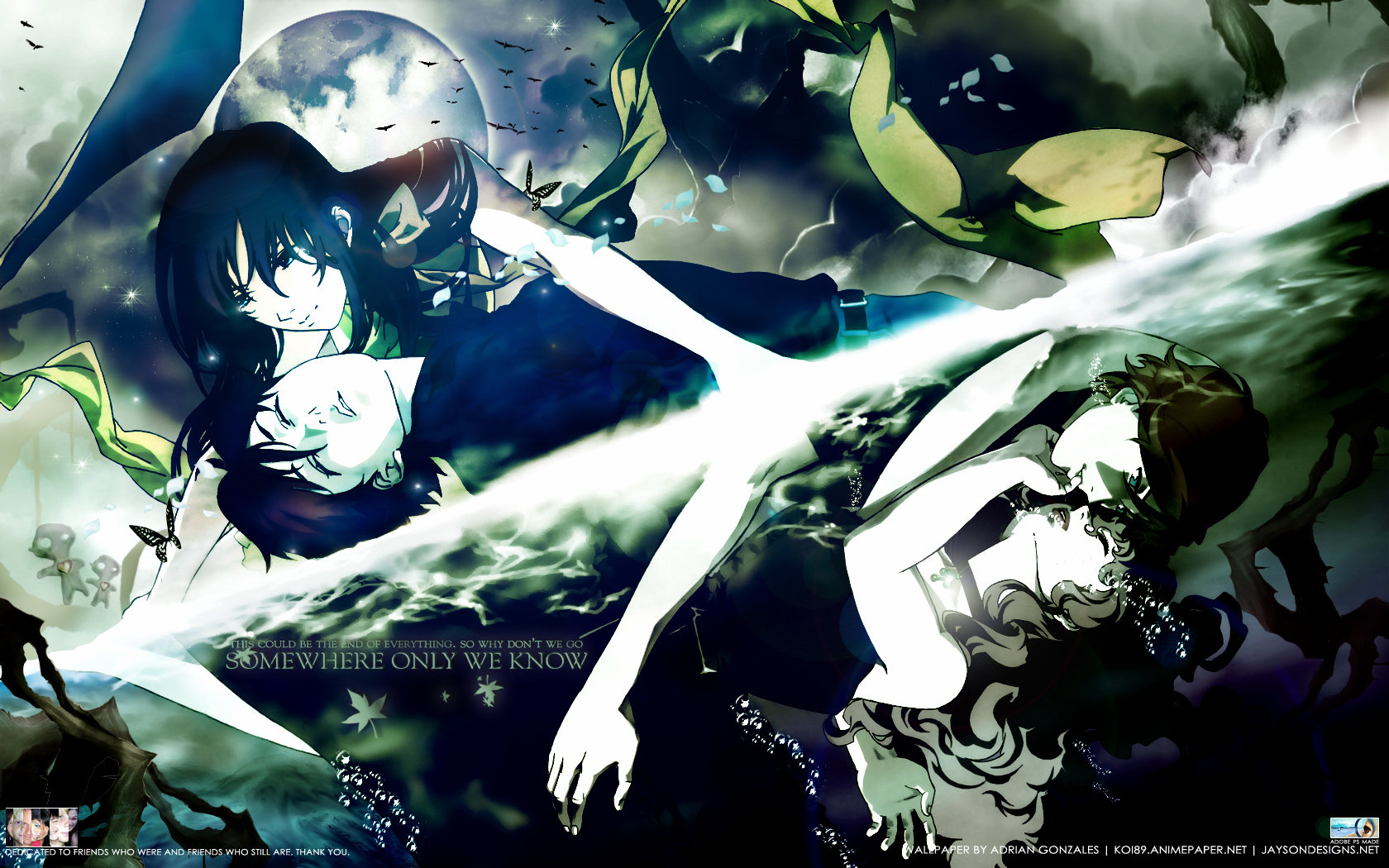 Download hd 1680x1050 RahXephon desktop wallpaper ID:379693 for free