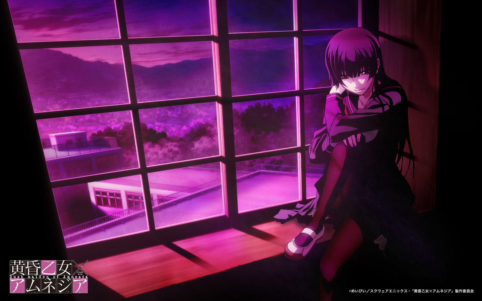 High resolution Tasogare Otome X Amnesia hd 1680x1050 wallpaper ID:254211 for PC