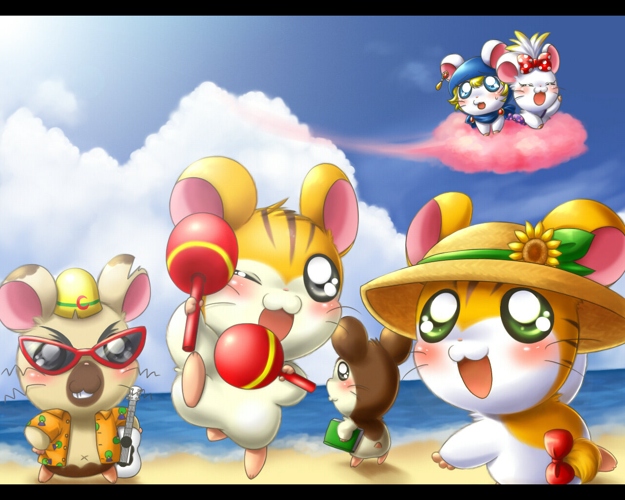 Free download Hamtaro wallpaper ID:283258 hd 1280x1024 for computer