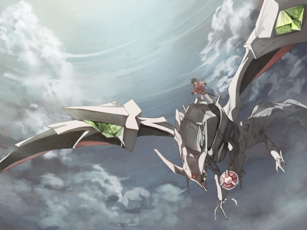 High resolution The Vision Of Escaflowne hd 1024x768 wallpaper ID:307703 for computer