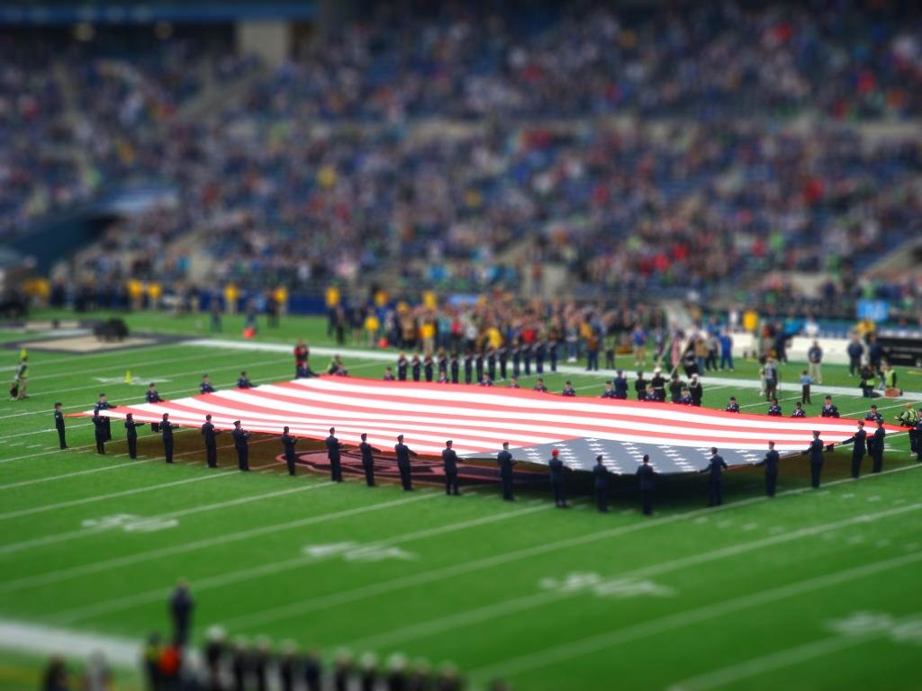Best Tilt Shift background ID:278061 for High Resolution hd 1024x768 PC