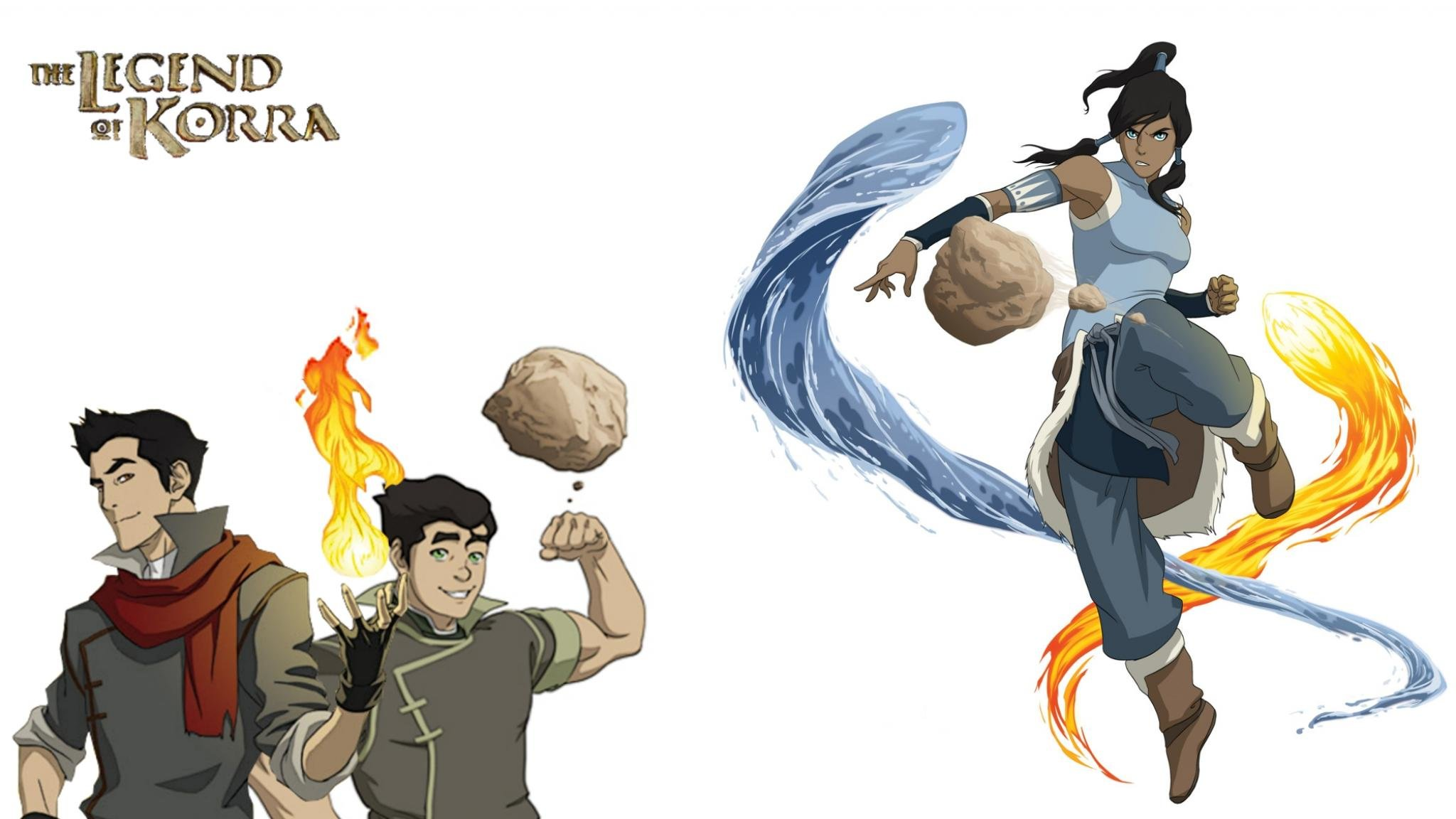 Awesome Avatar: The Legend Of Korra free wallpaper ID:243505 for hd 2048x1152 PC