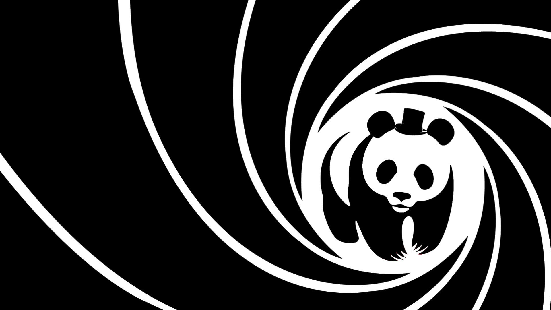 Awesome Panda free wallpaper ID:300575 for hd 1920x1080 PC