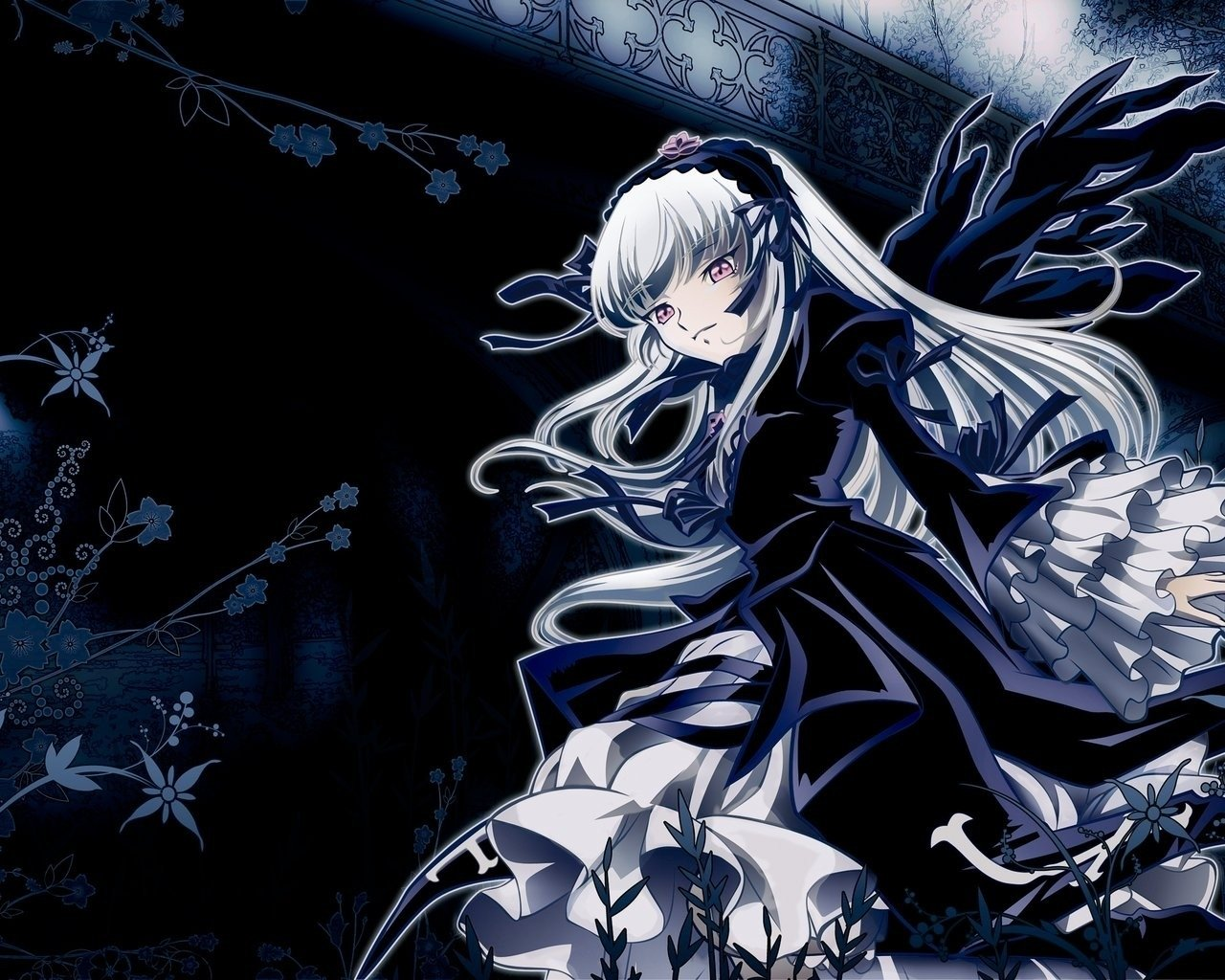 Free download Rozen Maiden wallpaper ID:357389 hd 1280x1024 for computer