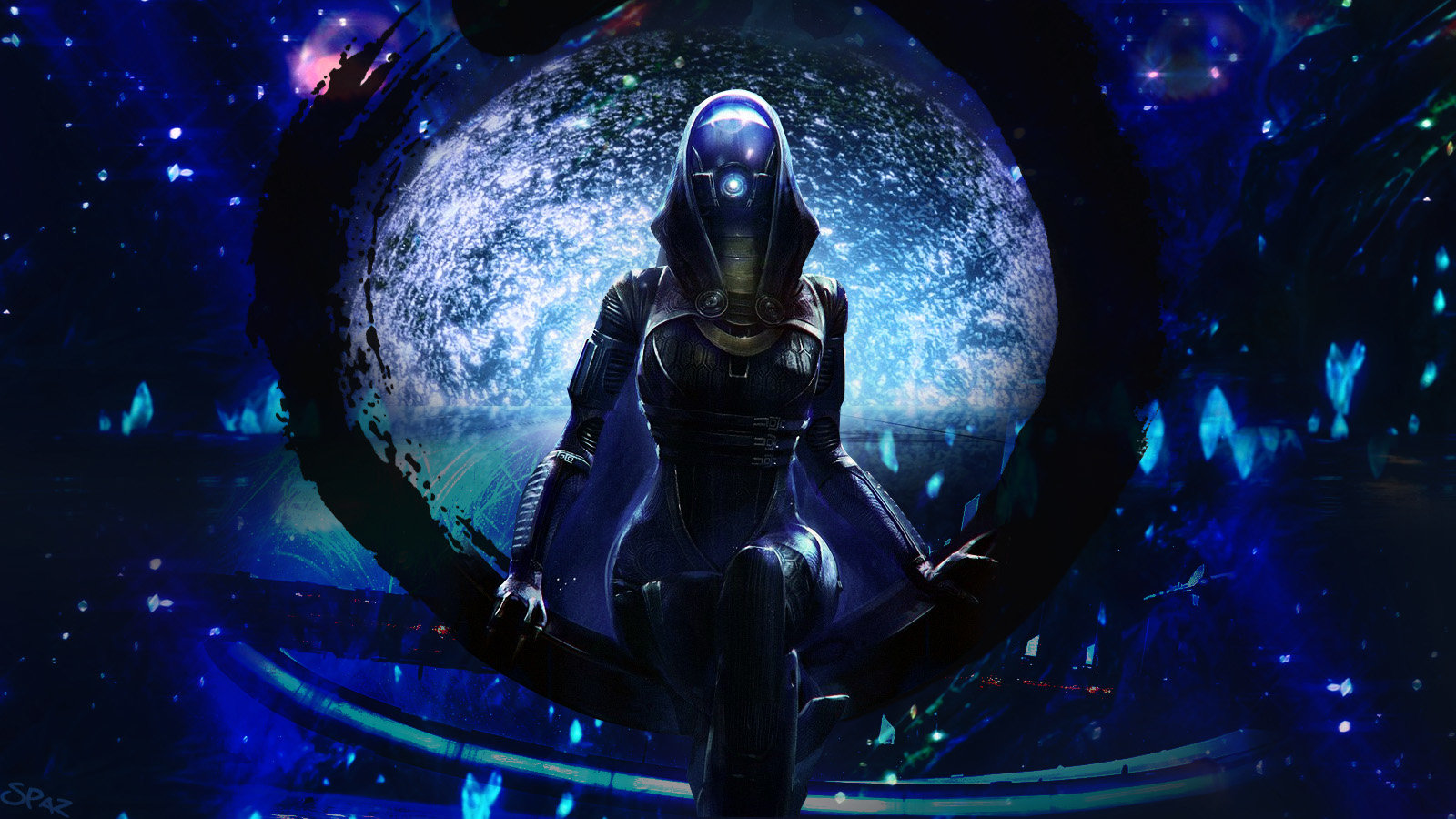 Awesome Tali'Zorah free background ID:458204 for hd 1600x900 computer