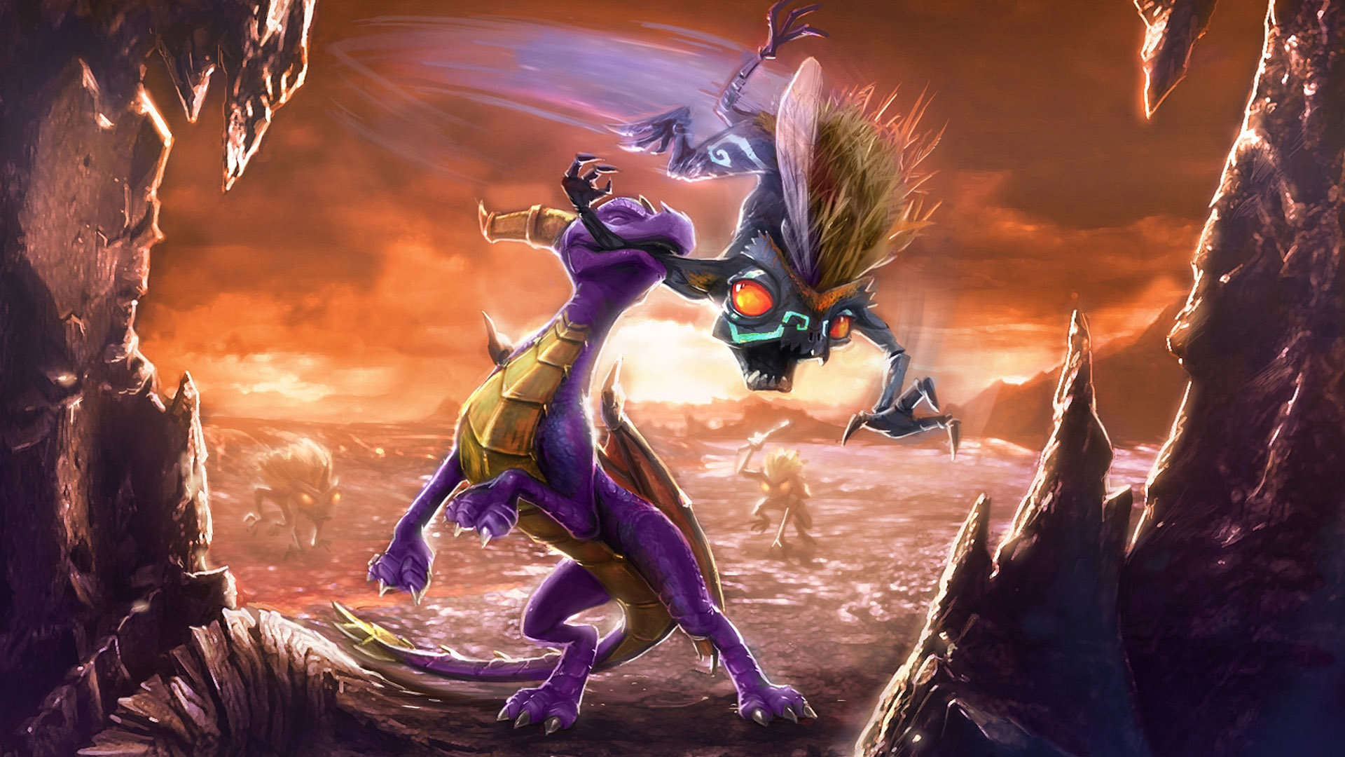 Free Spyro The Dragon High Quality Wallpaper ID231527 For Hd 1080p Desktop