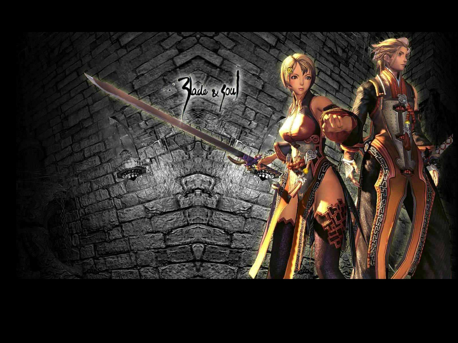 Best Blade And Soul Wallpaper Id130015 For High Resolution