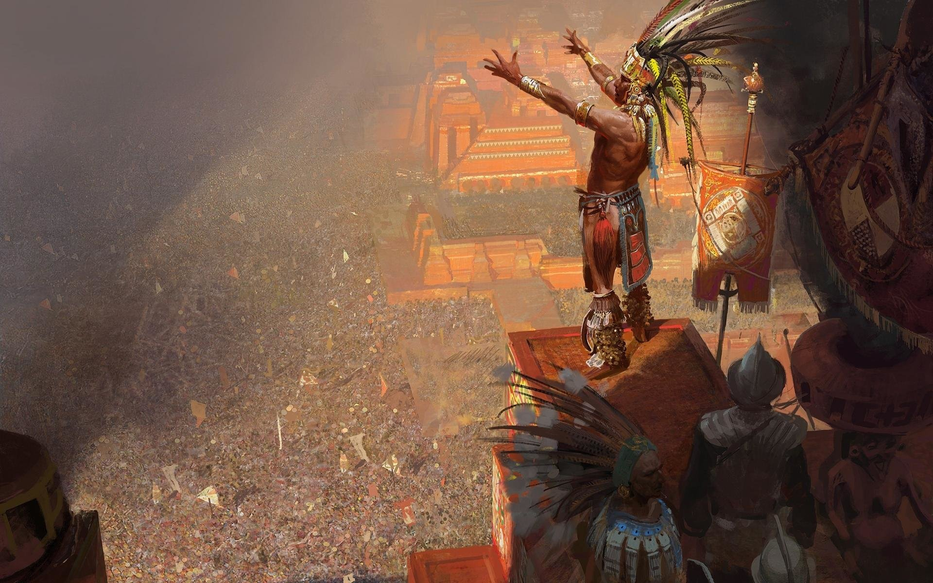 Age Of Empires wallpapers HD for desktop backgrounds