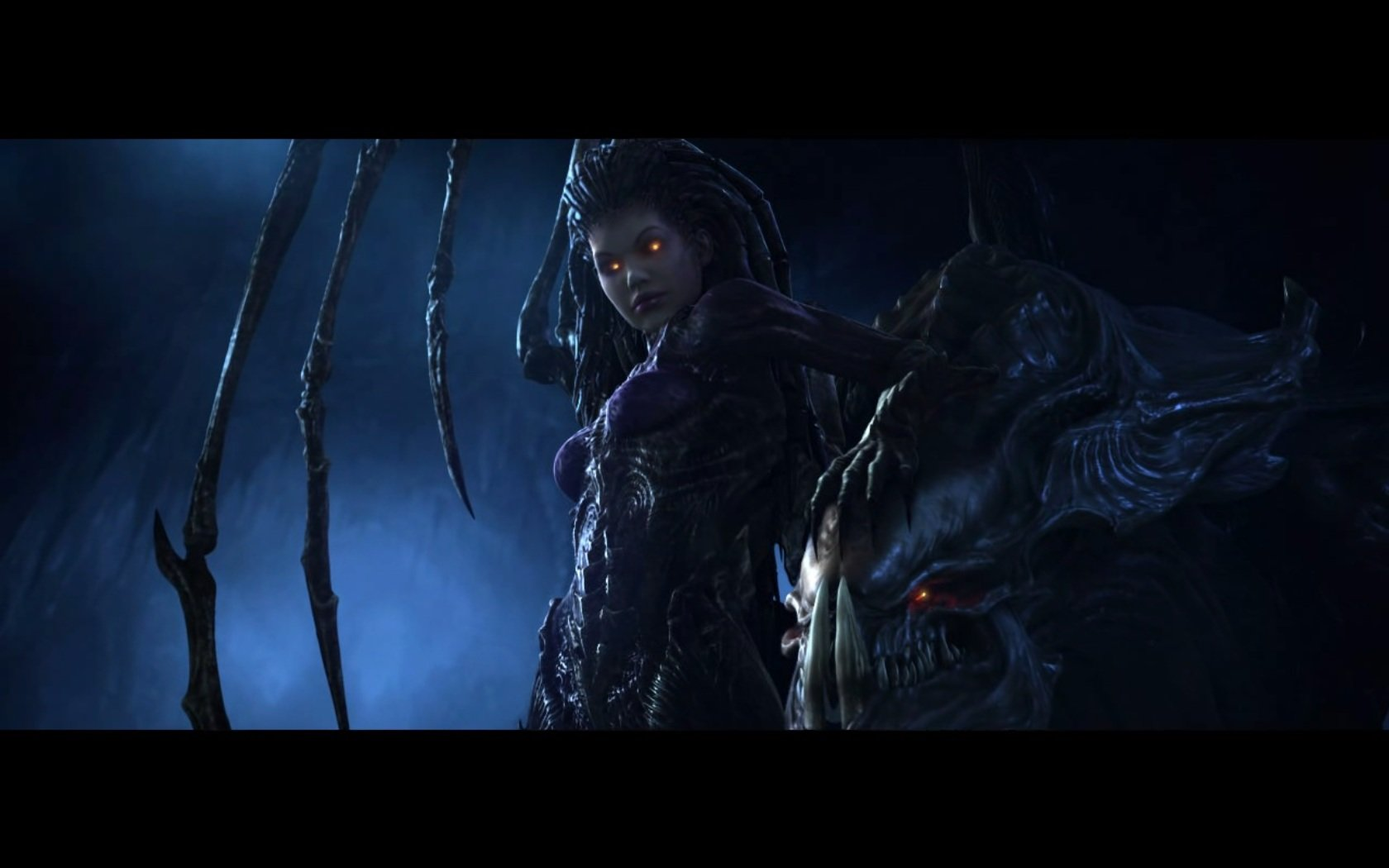 Free Starcraft 2 high quality background ID:277190 for hd 1680x1050 desktop
