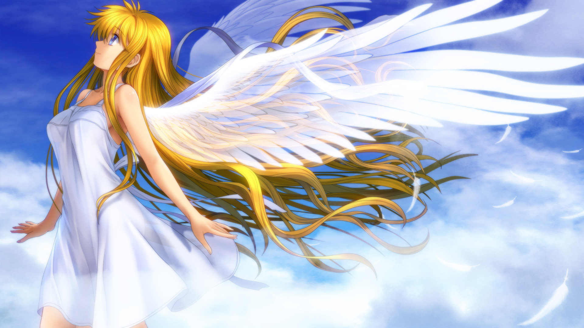 Free download Air anime wallpaper ID:273460 hd 1920x1080 for PC