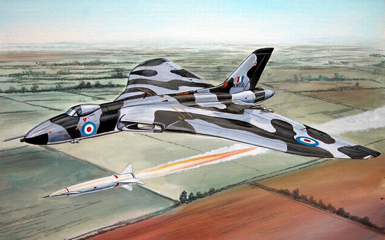 Best Avro Vulcan wallpaper ID:495775 for High Resolution hd 1280x800 desktop