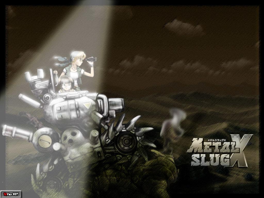 Awesome Metal Slug Free Wallpaper Id99437 For Hd 1024x768 Pc