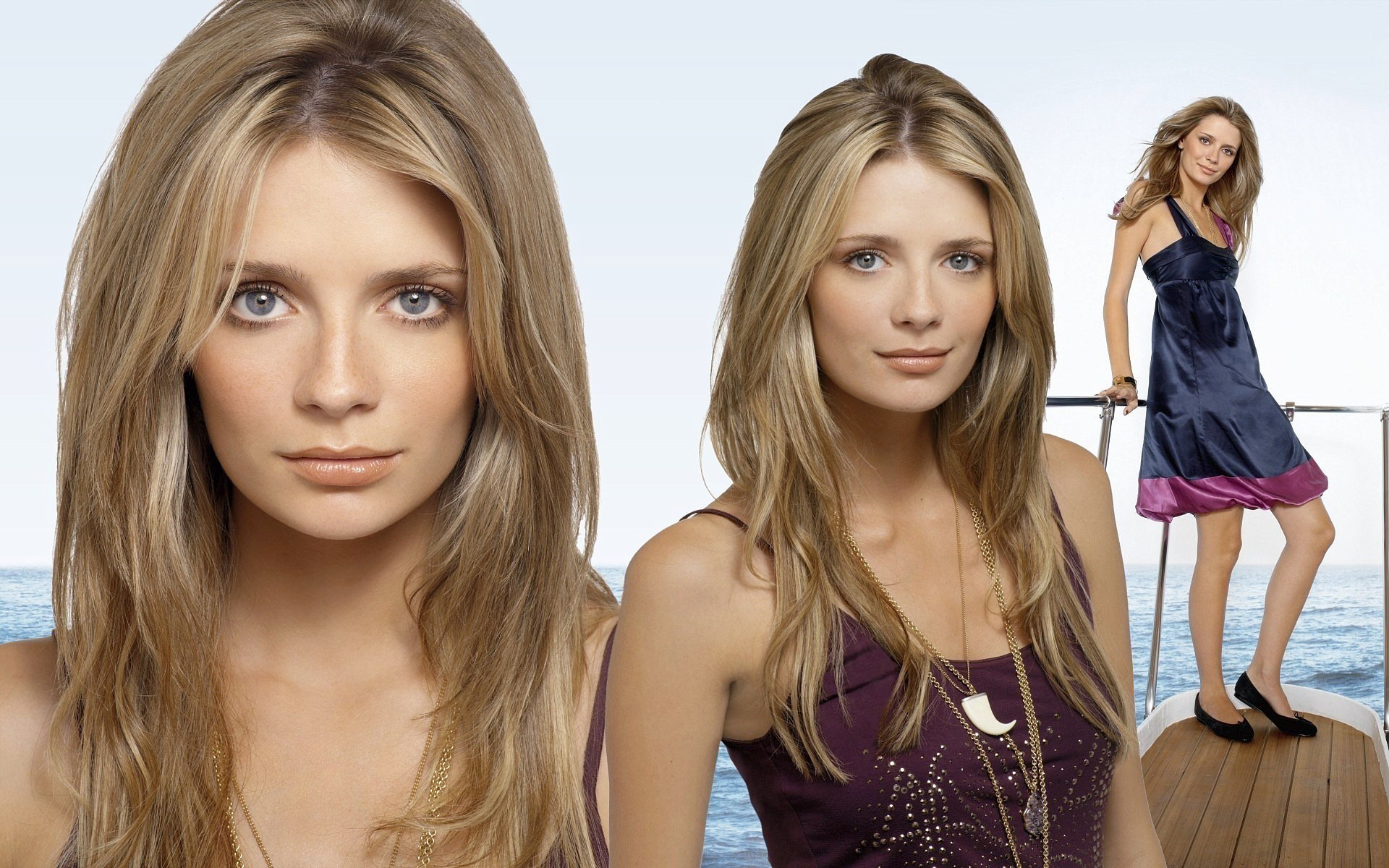 Awesome Mischa Barton free wallpaper ID:307455 for hd 1920x1200 computer