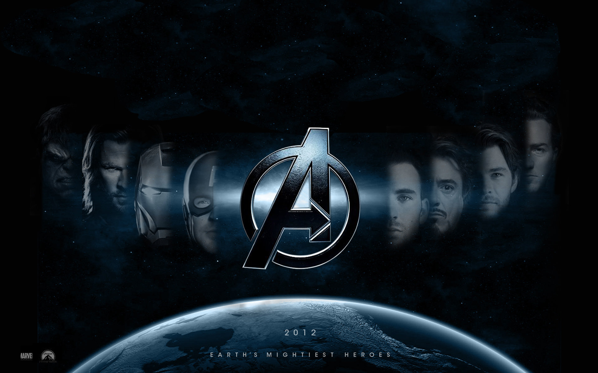 The Avengers Wallpapers Hd For Desktop Backgrounds