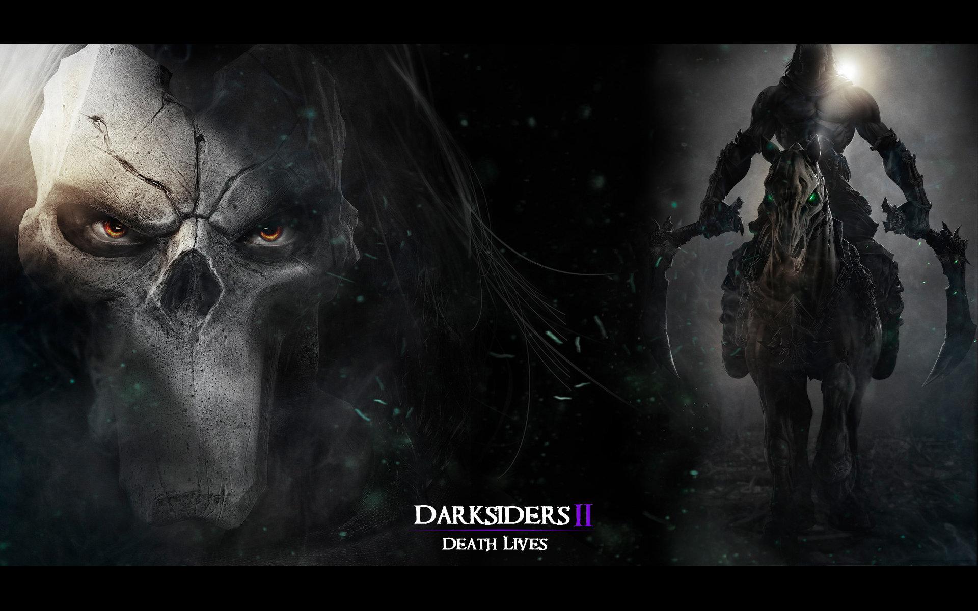 Darksiders 2 Ii Wallpapers 1920x1200 Desktop Backgrounds