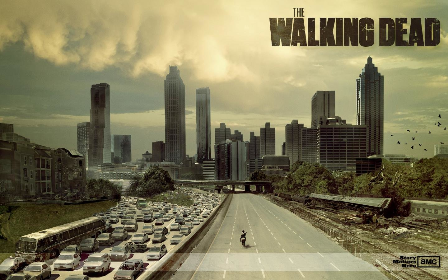 Download hd 1440x900 The Walking Dead PC background ID:190174 for free