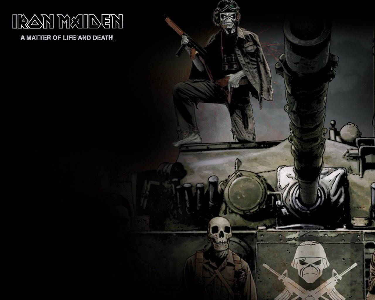 Free Iron Maiden high quality background ID:72398 for hd 1280x1024 desktop