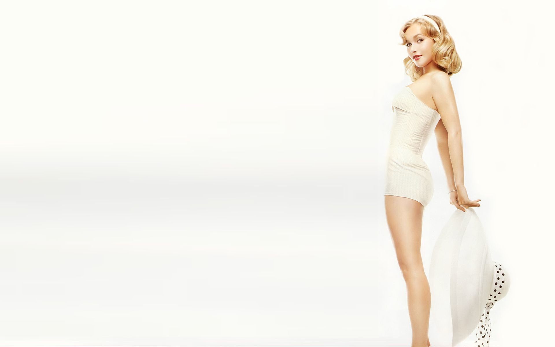 High resolution Hayden Panettiere hd 1920x1200 wallpaper ID:350438 for PC