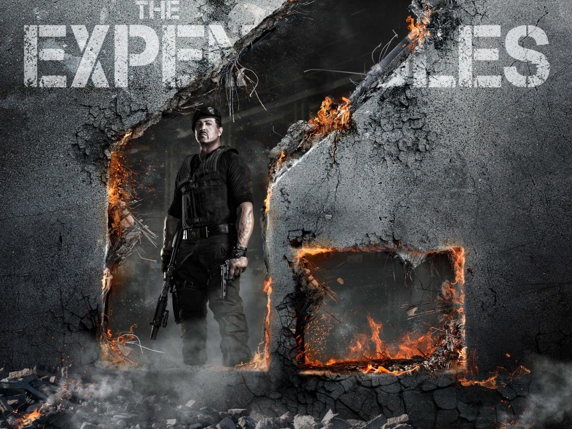 Free download The Expendables 2 wallpaper ID:256308 hd 1152x864 for PC
