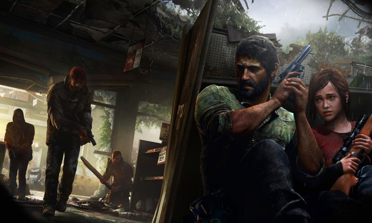 The Last Of Us Wallpapers Hd For Desktop Backgrounds