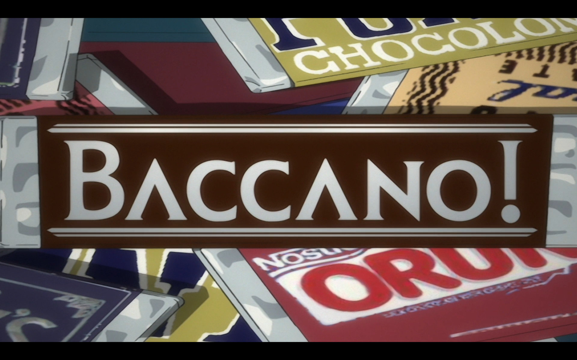 Download hd 1920x1200 Baccano! PC background ID:324388 for free