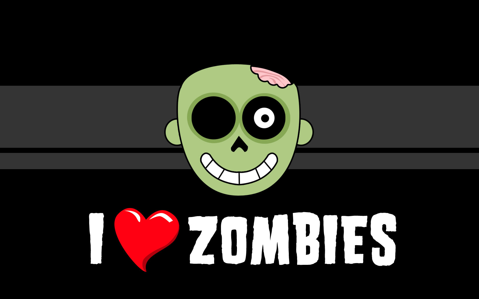 High resolution Zombie hd 1680x1050 wallpaper ID:241184 for PC