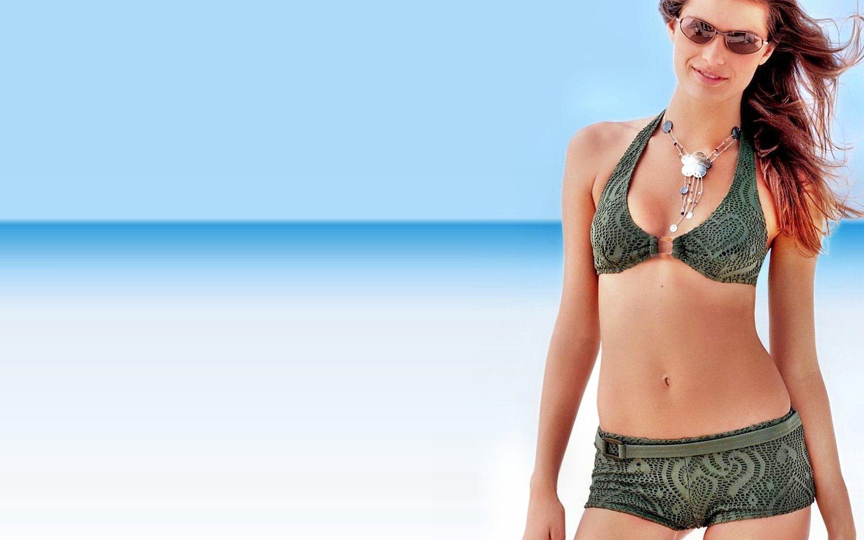 bikini wallpapers 1680x1050 desktop backgrounds