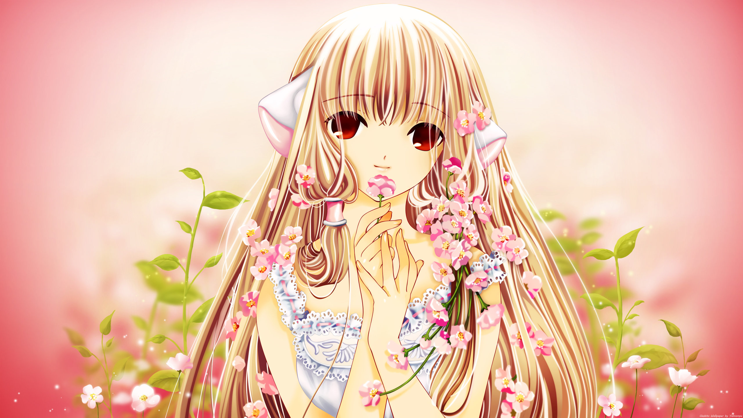 Awesome Chobits free background ID:149581 for hd 2560x1440 desktop