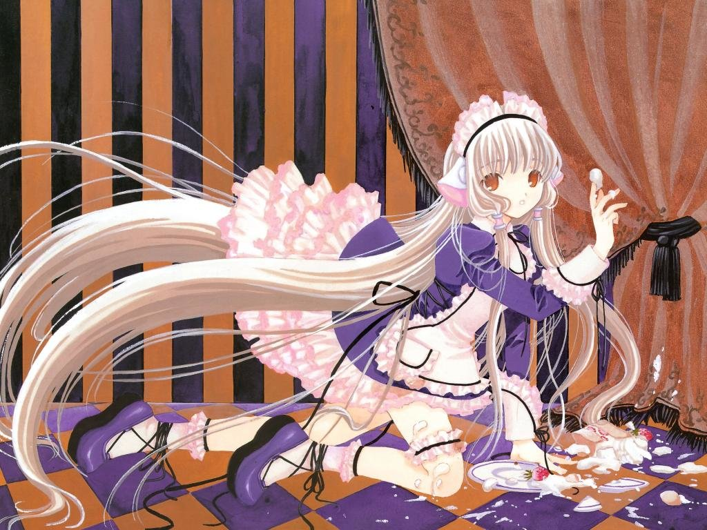Awesome Chobits free wallpaper ID:149961 for hd 1024x768 desktop