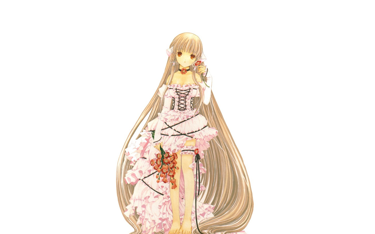 Awesome Chobits free wallpaper ID:149723 for hd 1440x900 computer