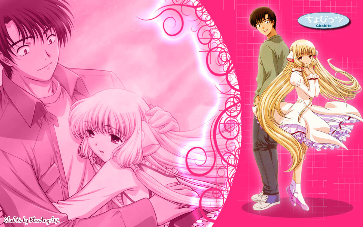 Free download Chobits wallpaper ID:149724 hd 1440x900 for PC
