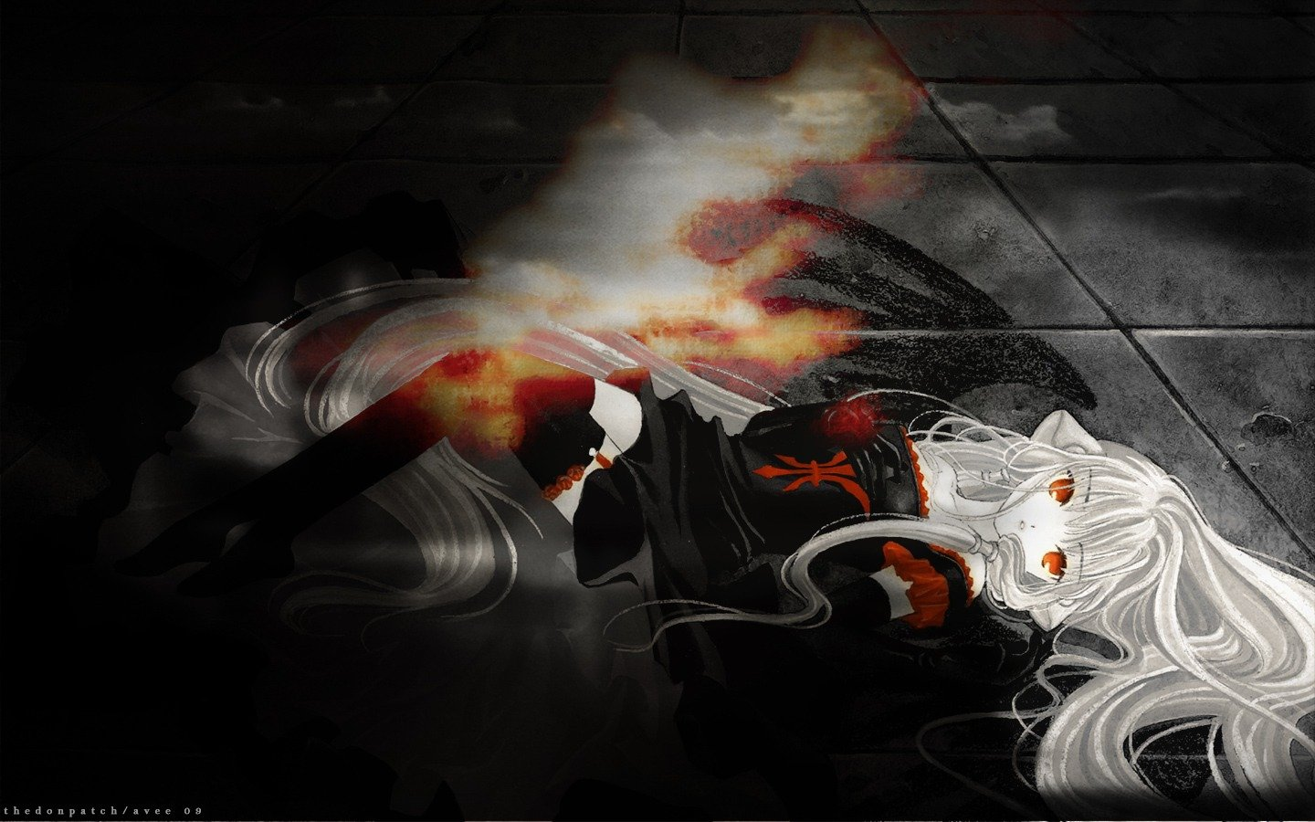 Awesome Chobits free wallpaper ID:149841 for hd 1440x900 PC
