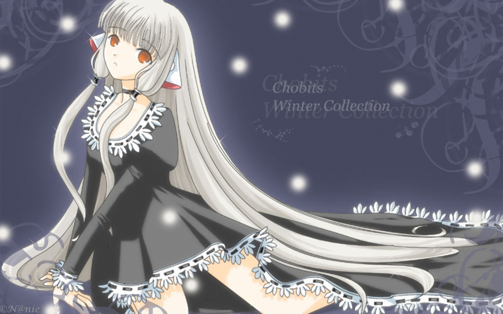 High resolution Chobits hd 1680x1050 wallpaper ID:149758 for desktop