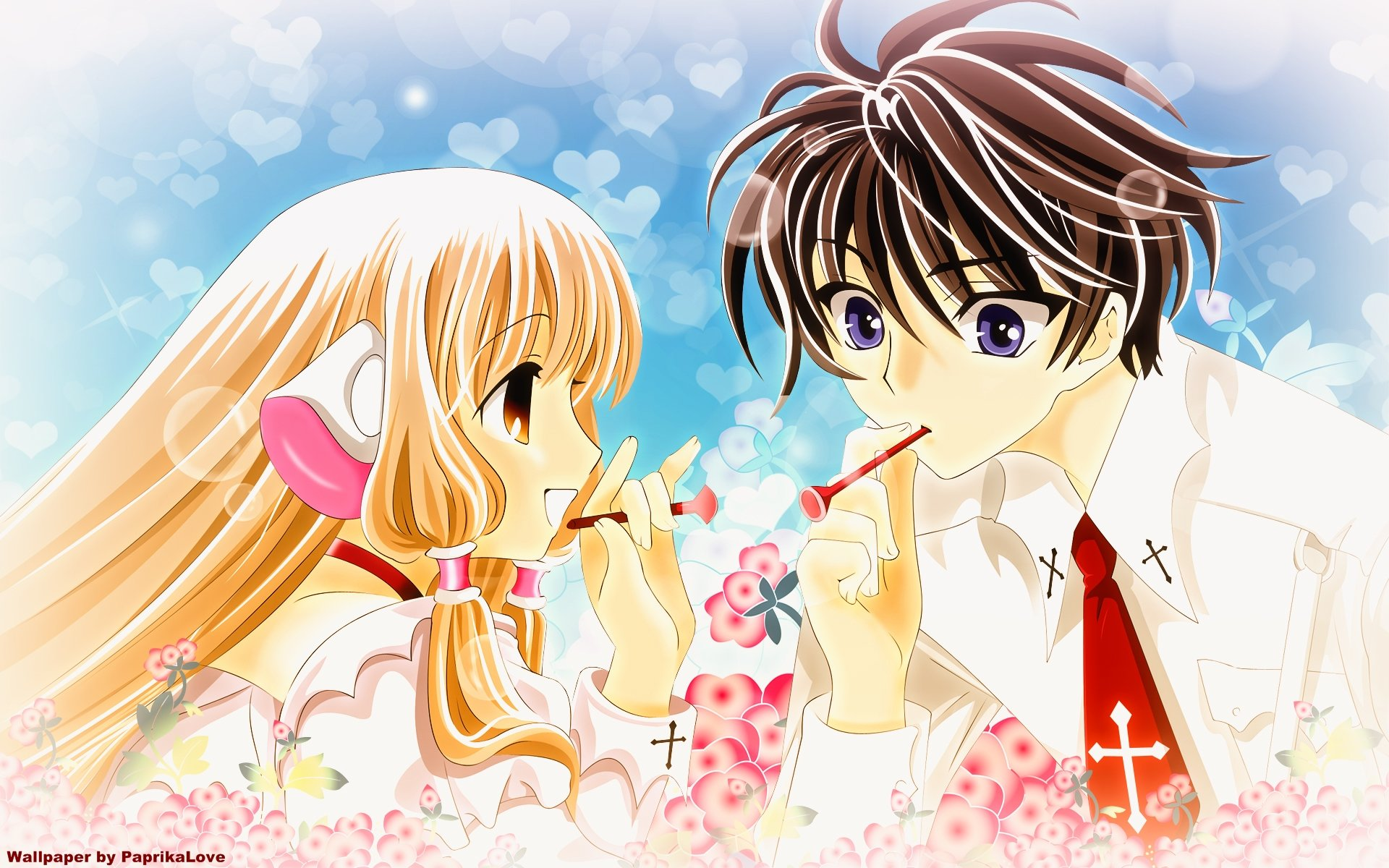 Awesome Chobits Free Wallpaper Id149760 For Hd 1920x1200