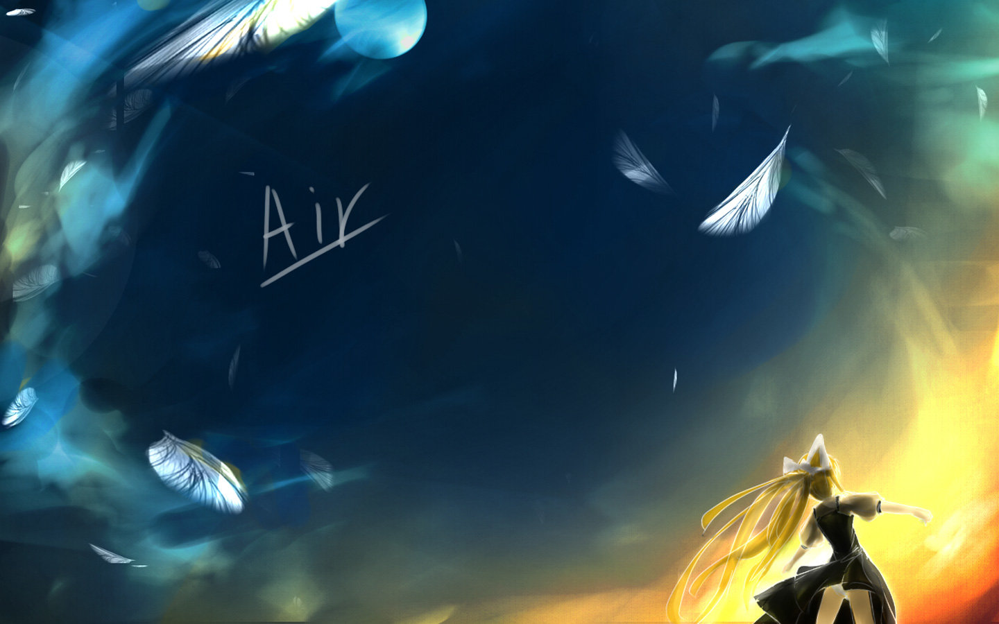 Awesome Air anime free background ID:273352 for hd 1440x900 computer