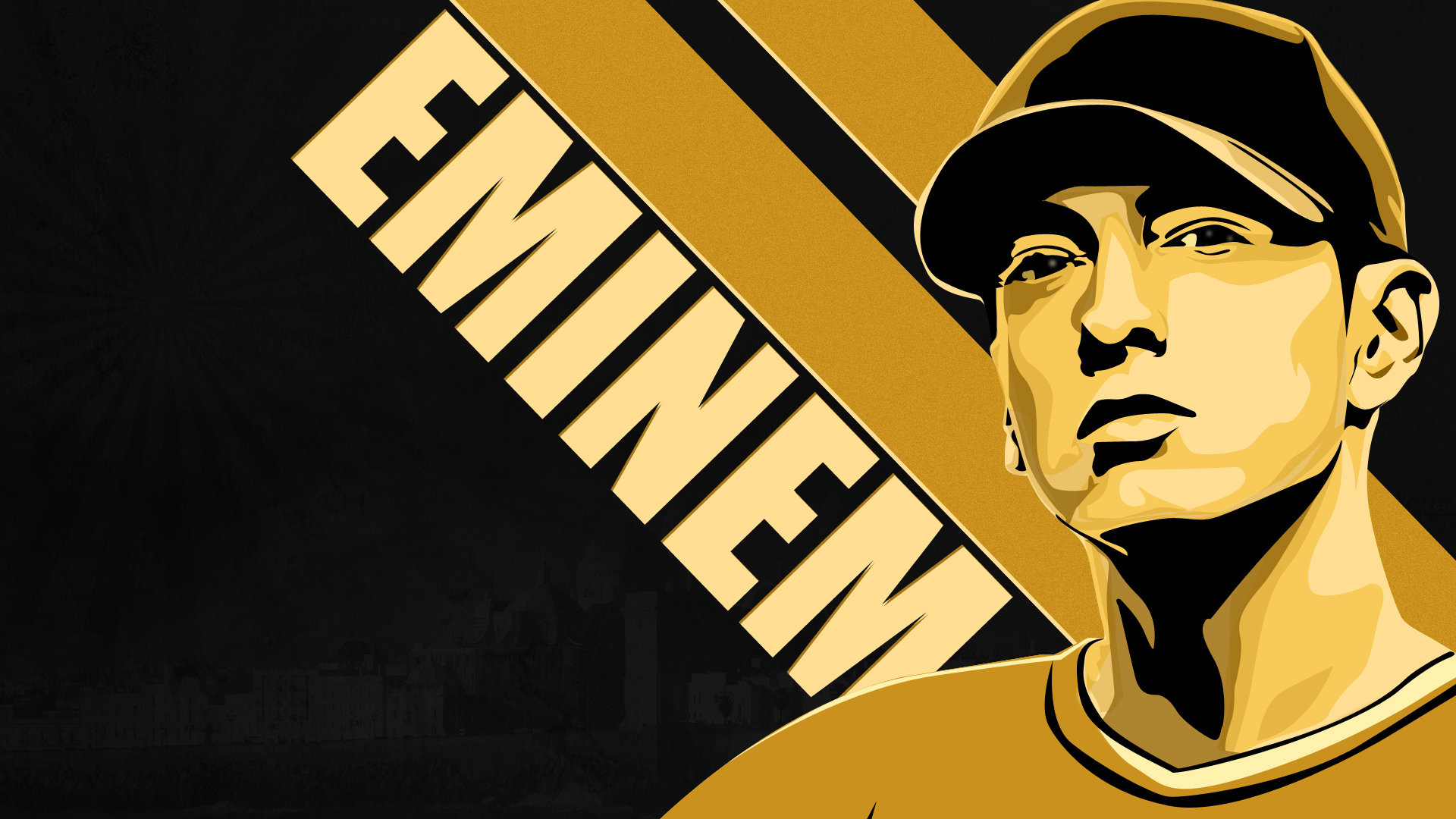 Download hd 1080p Eminem PC background ID:452204 for free