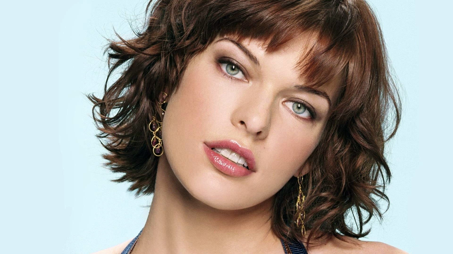 Best Milla Jovovich background ID:270648 for High Resolution full hd 1080p desktop