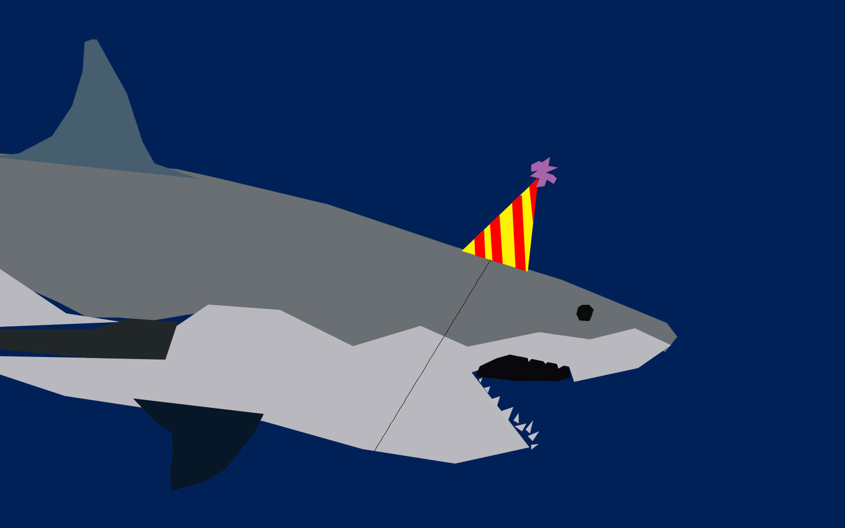 Awesome Shark free background ID:180684 for hd 1680x1050 computer