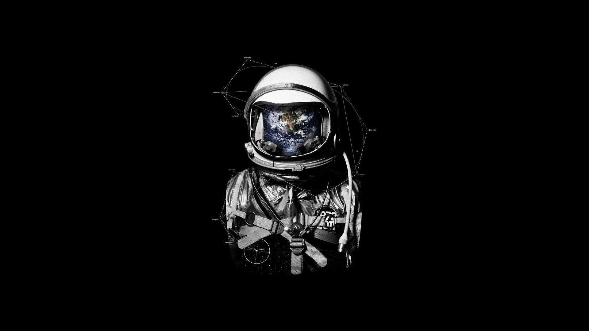 Free Astronaut high quality wallpaper ID:101449 for full hd computer