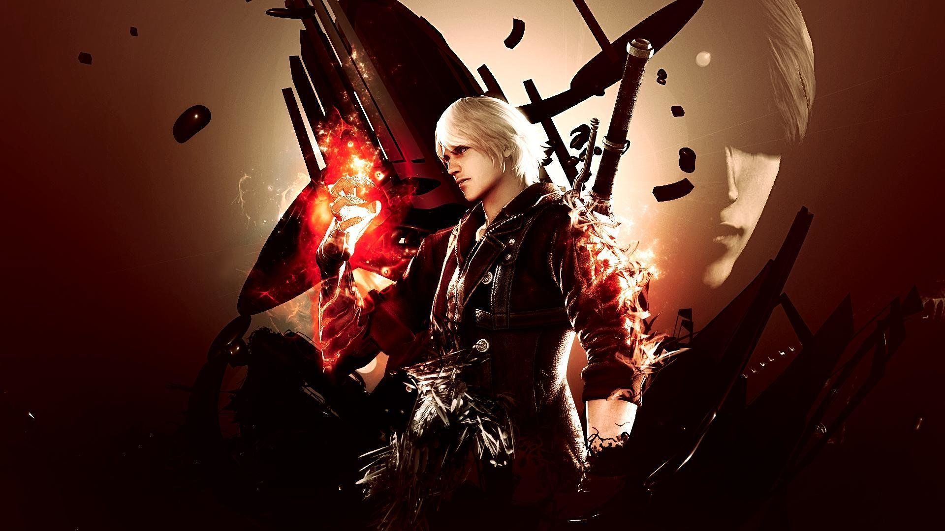 Awesome Devil May Cry 4 Free Background Id409916 For Hd