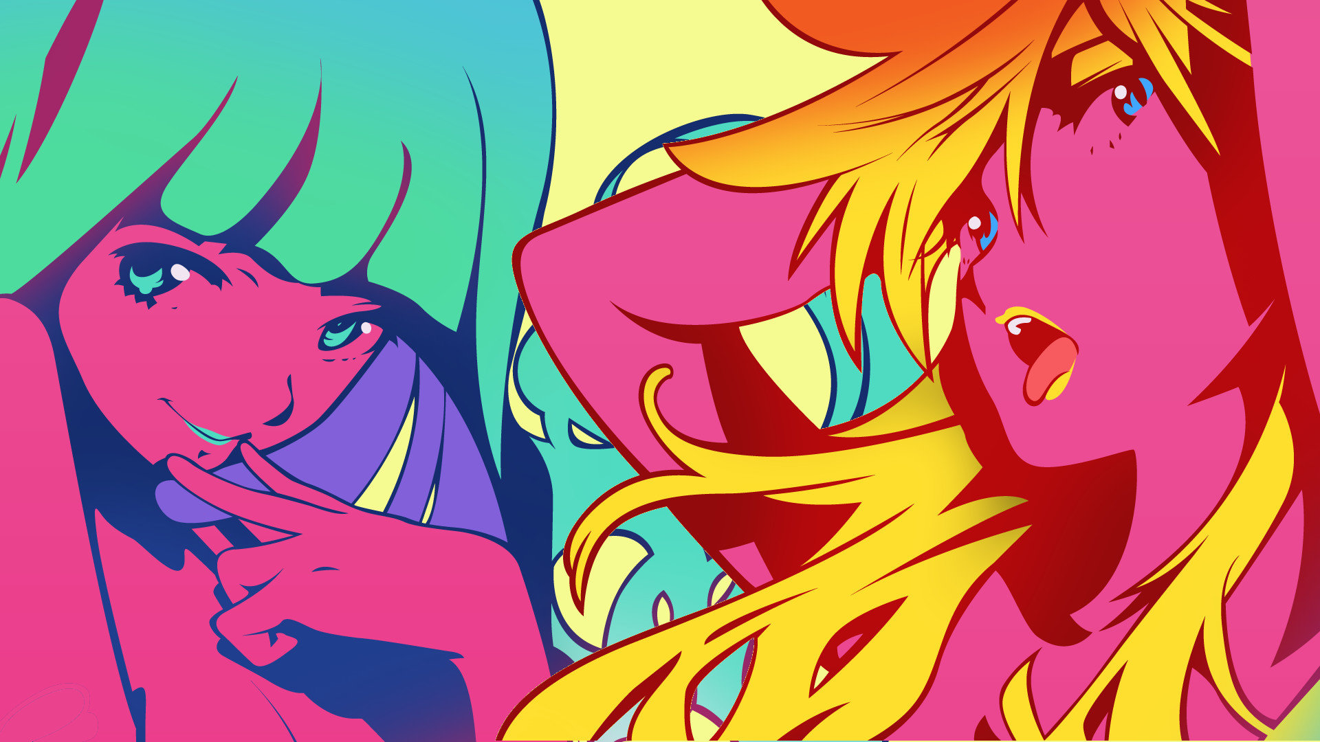 Best Panty and Stocking With Garterbelt wallpaper ID:185120 for High Resolution full hd 1920x1080 PC