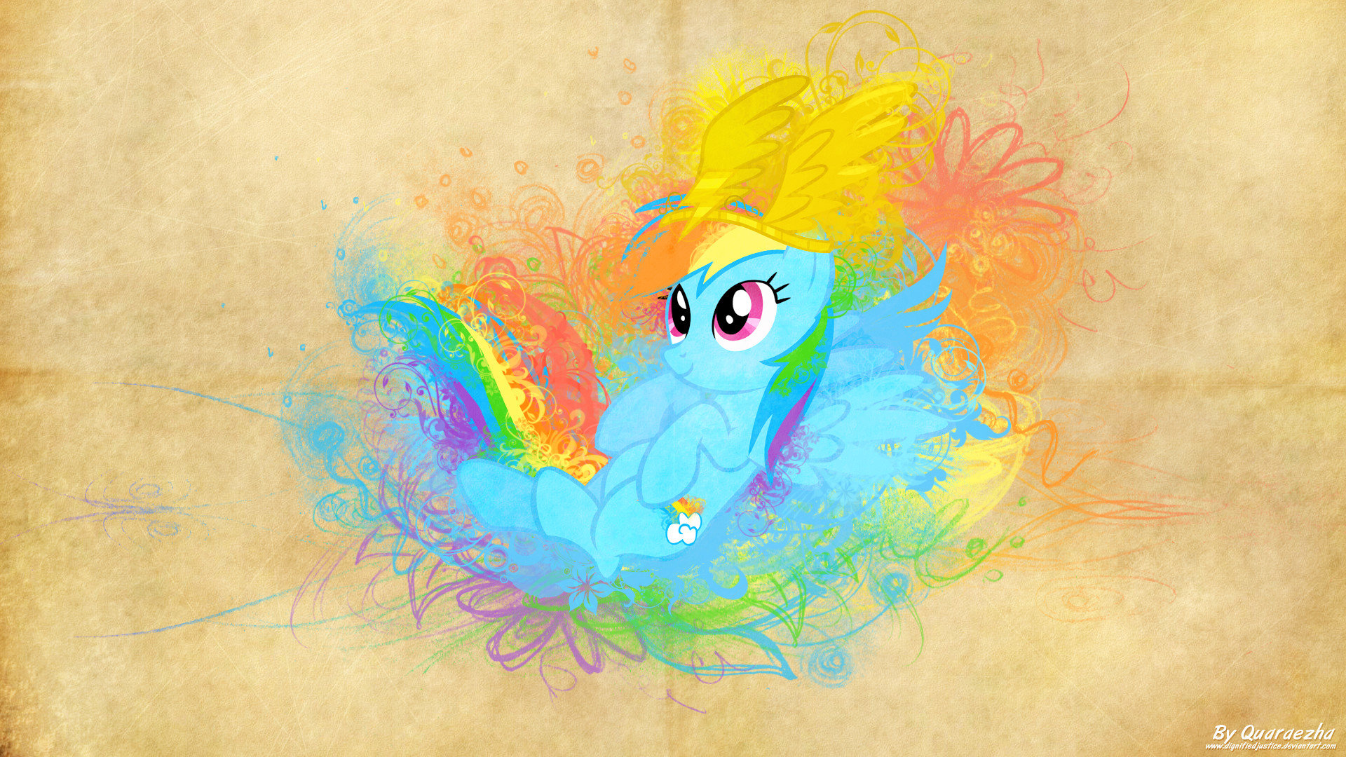 Rainbow Dash wallpapers 1920x1080 Full HD (1080p) desktop ...