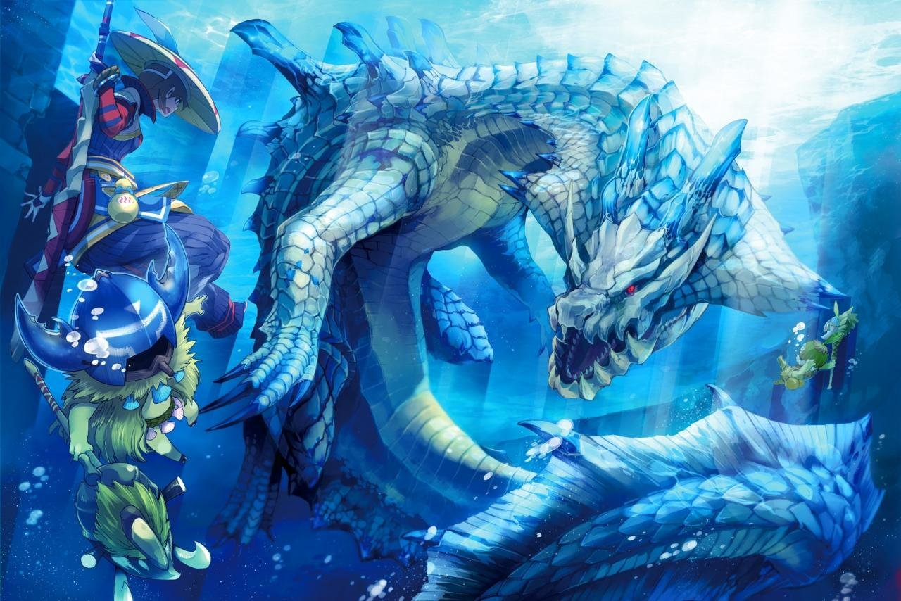 Best Monster Hunter wallpaper ID:294457 for High Resolution hd 1280x854 desktop