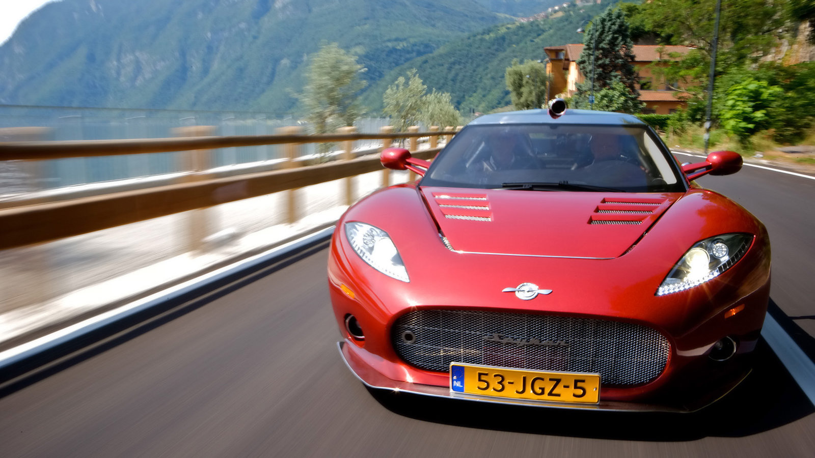 Awesome Spyker free background ID:433271 for hd 1600x900 desktop