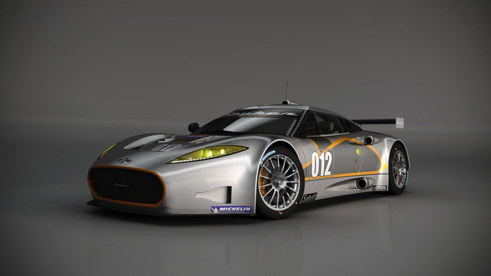 Free Spyker high quality background ID:433272 for hd 1600x900 PC