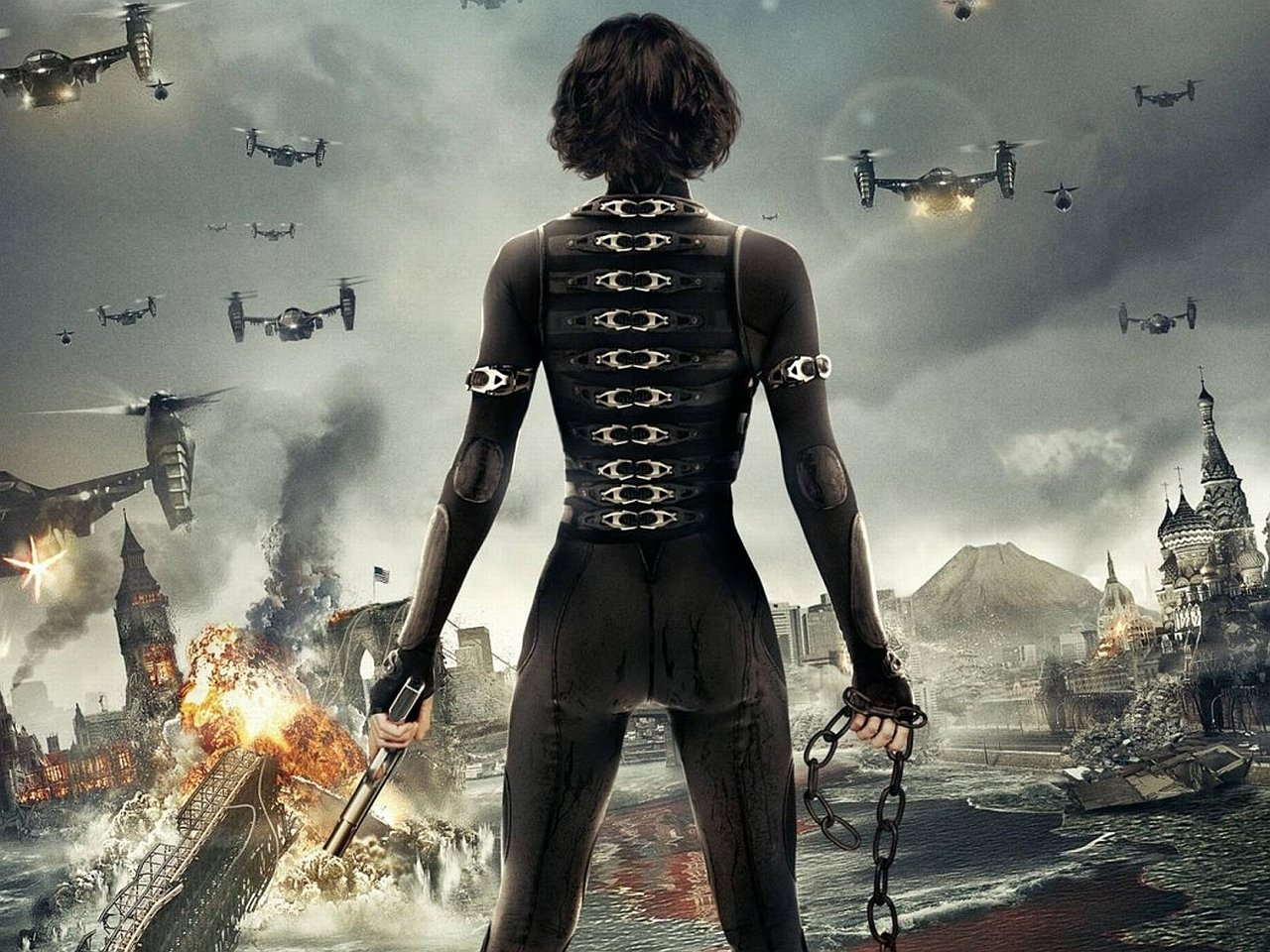 Awesome Resident Evil: Retribution free wallpaper ID:361884 for hd 1280x960 computer