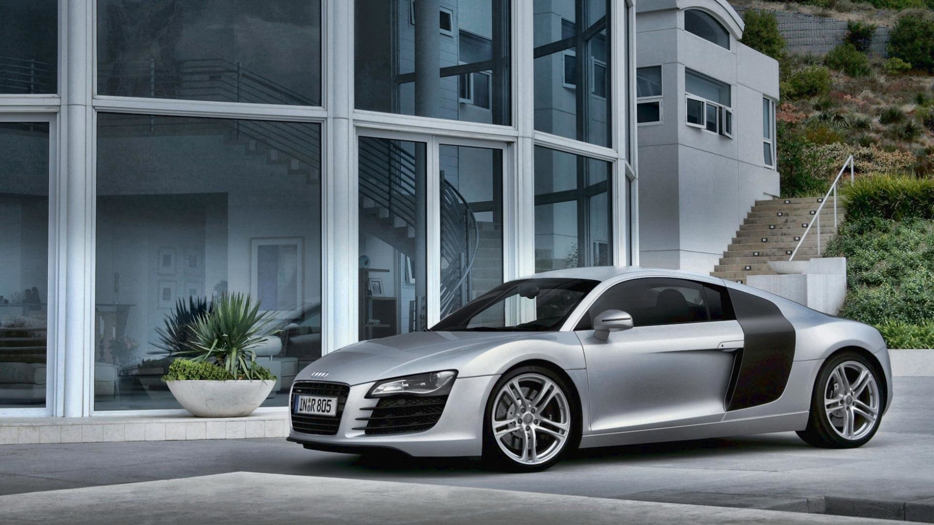 High Resolution Audi Full Hd 1080p Wallpaper Id 431456 For Computer