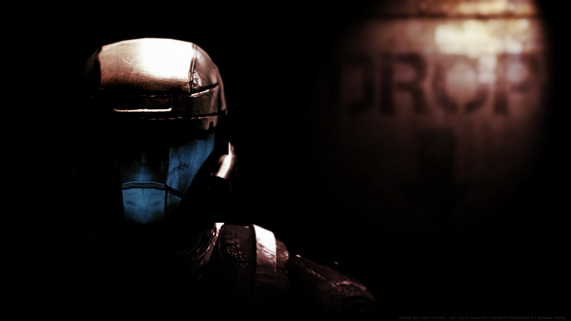 halo 3: odst wallpapers 1920x1080 full hd (1080p) desktop backgrounds