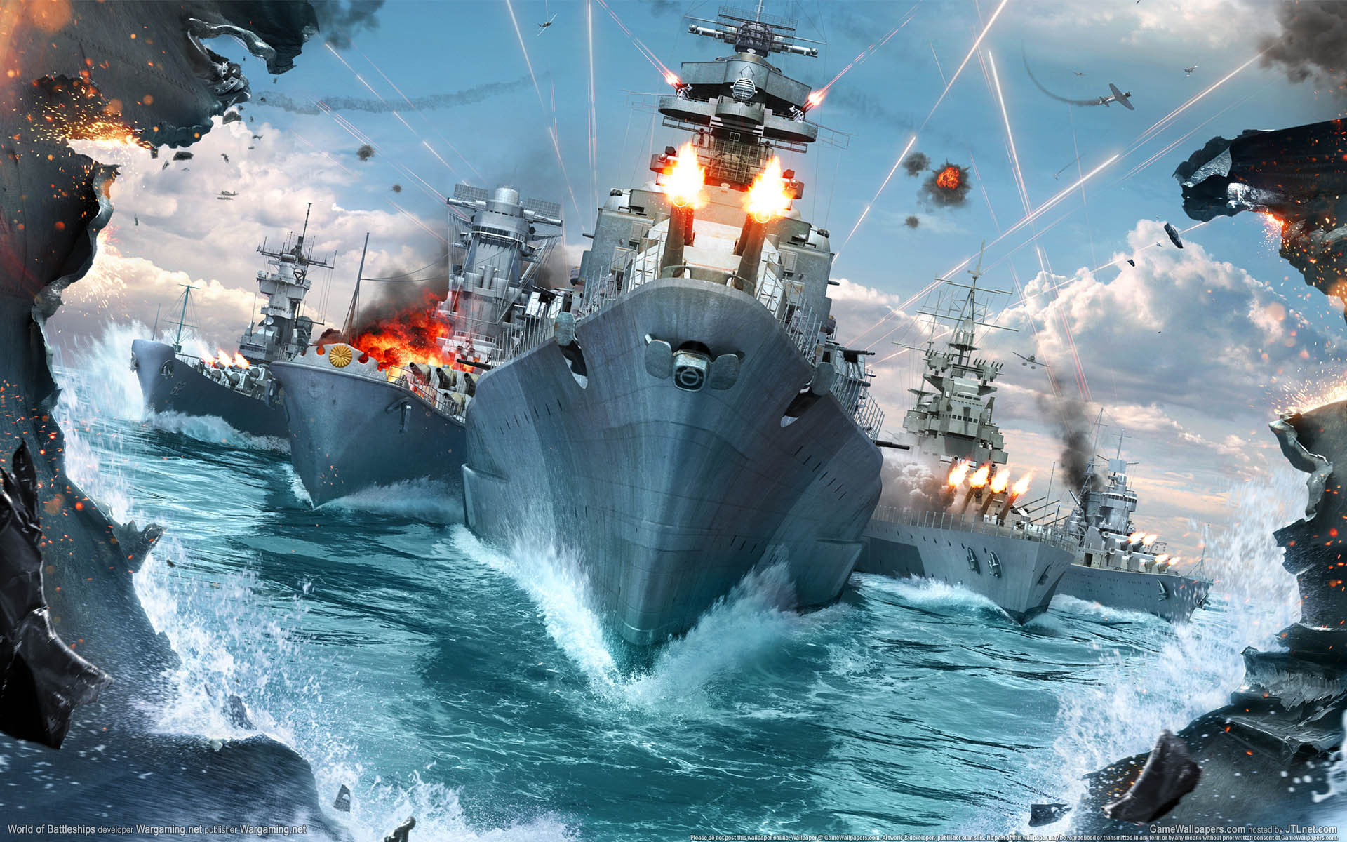 World Of Warships Wallpapers Hd For Desktop Backgrounds