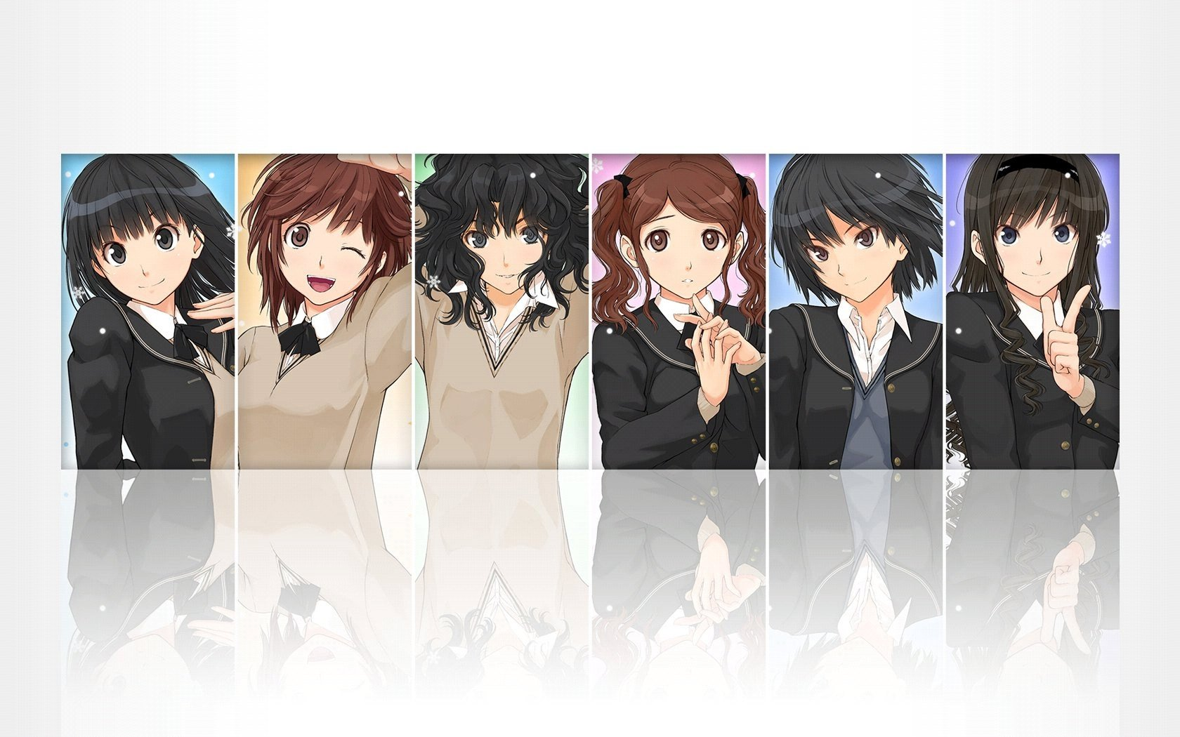 Awesome Amagami SS free background ID:253189 for hd 1680x1050 desktop